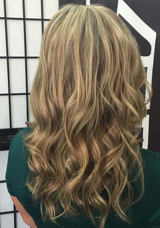 Top 40 Blonde Hair Color Ideas With Regard To Dark Blonde Into White Hairstyles (View 22 of 25)