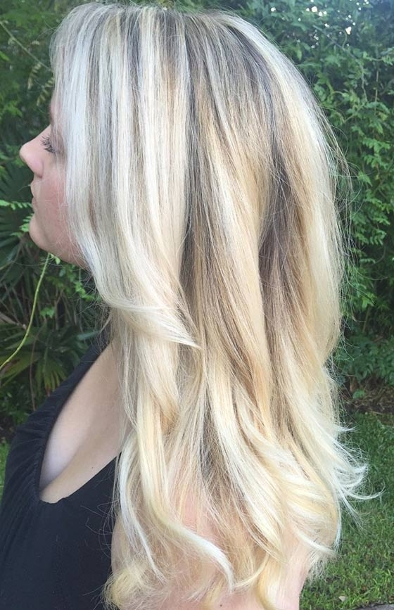 Top 40 Blonde Hair Color Ideas Within Light Chocolate And Vanilla Blonde Hairstyles (View 5 of 25)