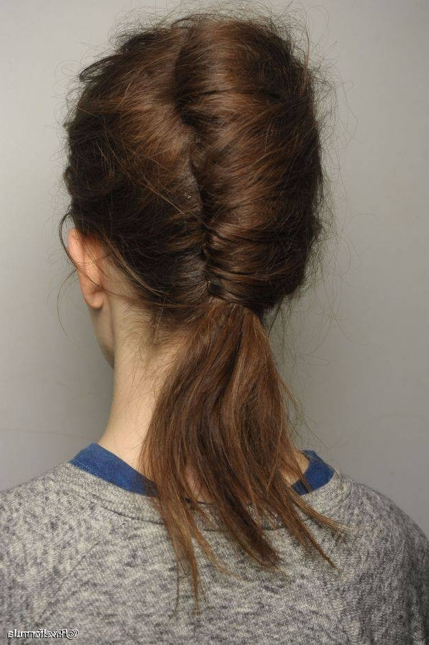 Top 5 Textured Ponytails To Up Your Hairstyle Game With Regard To Textured Ponytail Hairstyles (View 17 of 25)