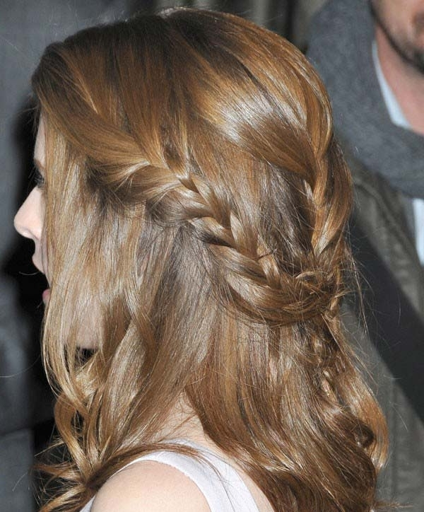 Top 70 Plaits And Braids For Party Hair Inspiration | Fashionisers In A Layered Array Of Braids Hairstyles (View 10 of 25)