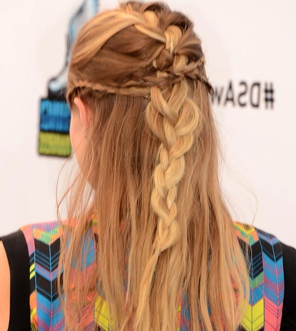 Top 70 Plaits And Braids For Party Hair Inspiration | Fashionisers With A Layered Array Of Braids Hairstyles (View 23 of 25)