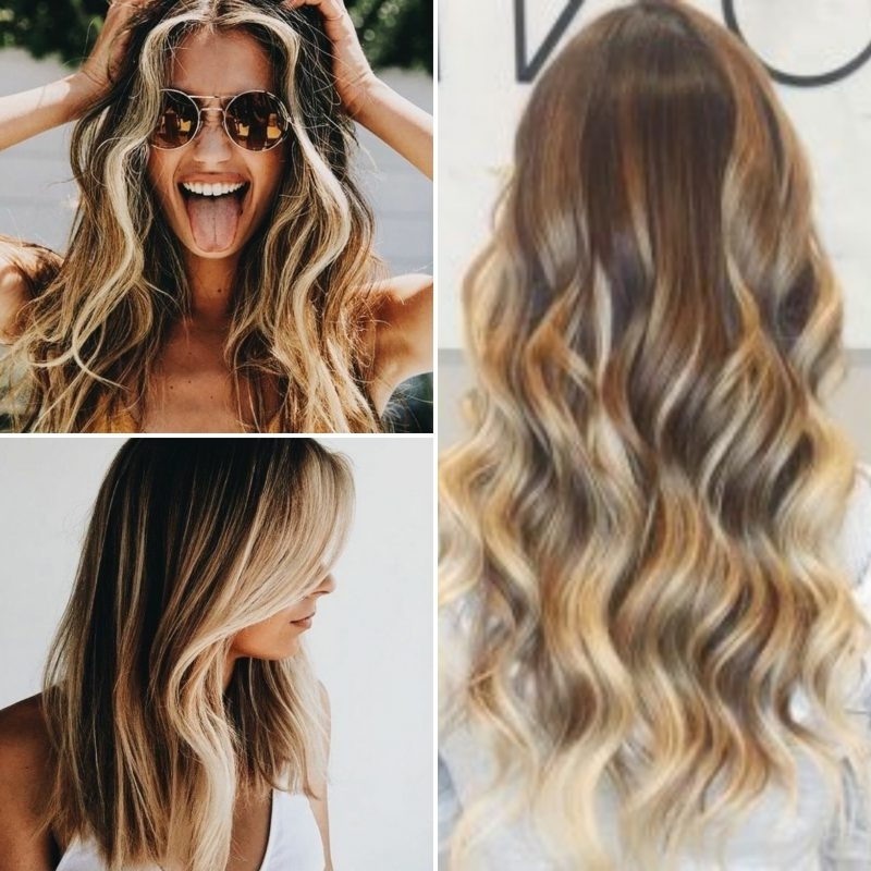 Top Best Sunkissed Beach Hair Guide | Inside Sunkissed Long Locks Blonde Hairstyles (View 10 of 25)
