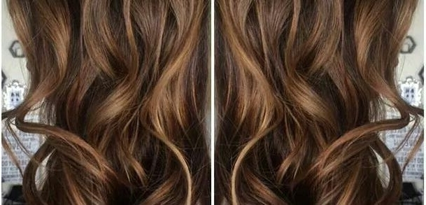 Tortoise Shell Hair Color Inspirational Brown Hair With Caramel And Within Tortoiseshell Curls Blonde Hairstyles (View 25 of 25)