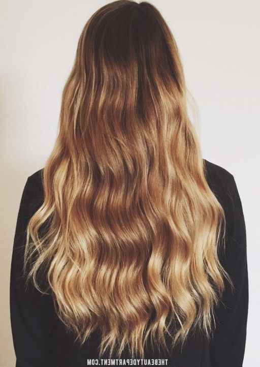 Tortoiseshell Hair Color Trend | Les Cheveux | Pinterest | Beauty Pertaining To Tortoiseshell Straight Blonde Hairstyles (View 2 of 25)