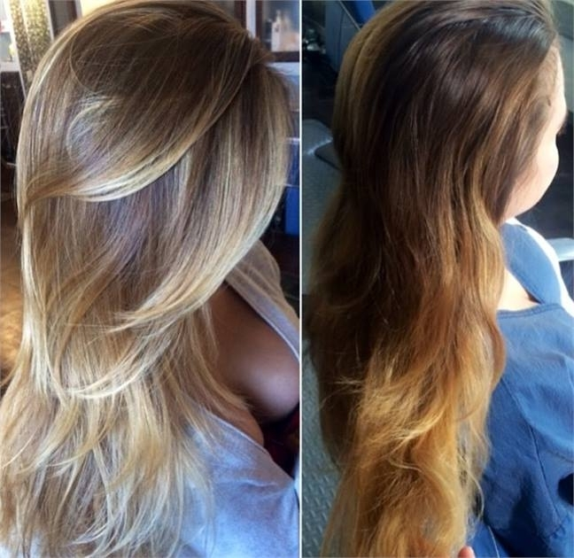 Transformation: Classic Balayage Beauty – Career – Modern Salon Throughout Classic Blonde Balayage Hairstyles (View 25 of 25)