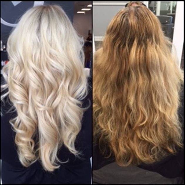 Transformation: Level 8 Gold To Level 10 Platinum – Career – Modern With Golden And Platinum Blonde Hairstyles (View 12 of 25)
