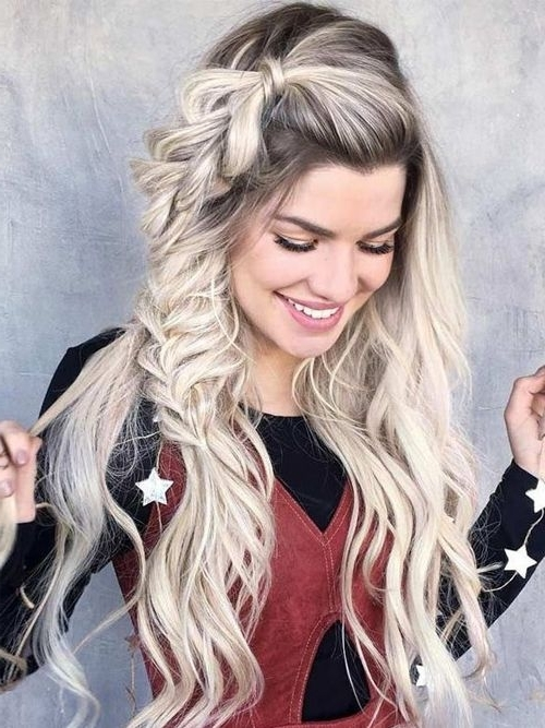 Tremendous Party Hairstyles With Braids And Layers That Will Be Huge With Regard To A Layered Array Of Braids Hairstyles (View 24 of 25)