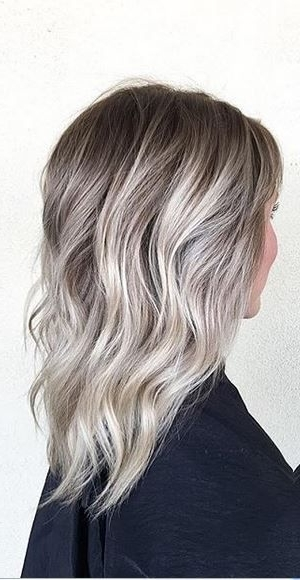 Trendy Hair Color Ideas 2017/ 2018 : Subtle Blonde Ombre With Regard To Subtle Blonde Ombre (View 23 of 25)