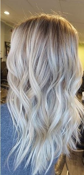 Trendy Hair Color Ideas 2017/ 2018 : Very Subtle Blonde Ombre Pertaining To Subtle Blonde Ombre (View 3 of 25)