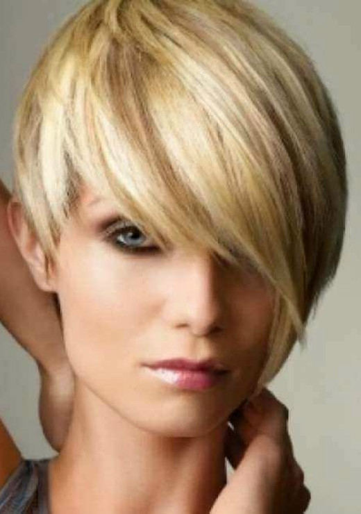 Wedge Haircuts And Hairstyles For Women 2018 2019   Short, Medium With Regard To Most Popular Pixie Wedge Hairstyles (View 6 of 25)