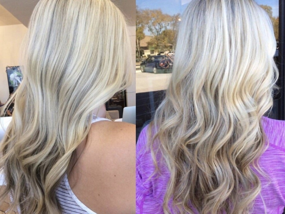 What To Ask Your Stylist For To Get The Color You Want: Blonde In Pearl Blonde Highlights (View 20 of 25)