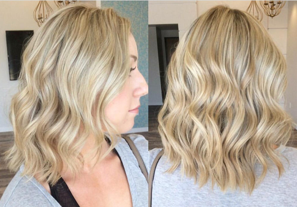 What To Ask Your Stylist For To Get The Color You Want: Blonde Intended For Pearl Blonde Highlights (View 18 of 25)