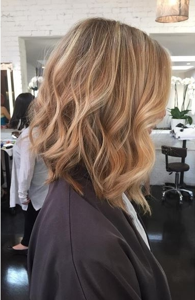 Featured Photo of Wheat Blonde Hairstyles