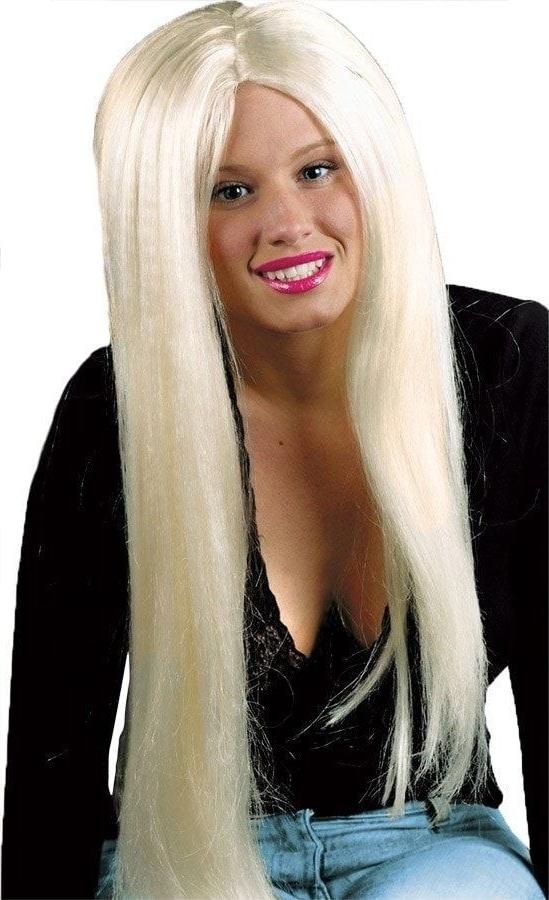 Wig 25 Inch Blonde Long Locks | Blonde Hairstyles Golden | Pinterest For Long Platinum Locks Blonde Hairstyles (View 4 of 25)