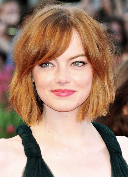 10 Absolute Best Messy Bobs 2018 | Hairstyle Guru For Choppy Tousled Bob Haircuts For Fine Hair (View 20 of 25)