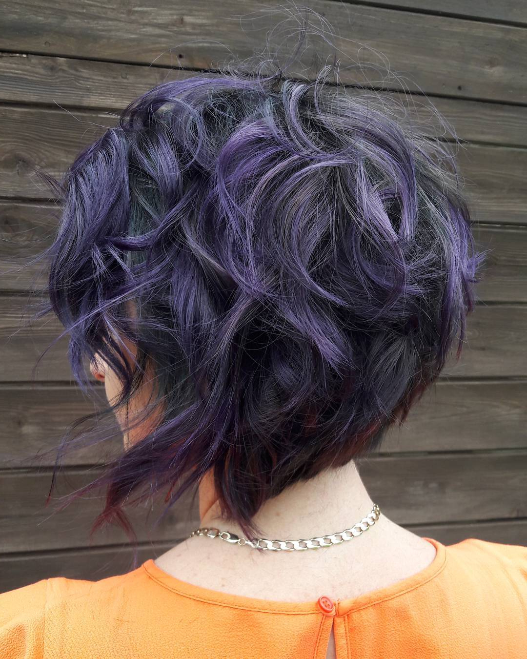 10 Amazing Short Hairstyles For Free Spirited Women! Short Haircuts Within Purple And Black Short Hairstyles (View 25 of 25)