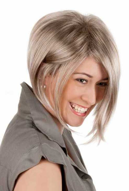 10 Ash Blonde Bob   Short Hairstyles 2017 – 2018   Most Popular Intended For Black And Ash Blonde Pixie Bob Hairstyles (View 2 of 25)