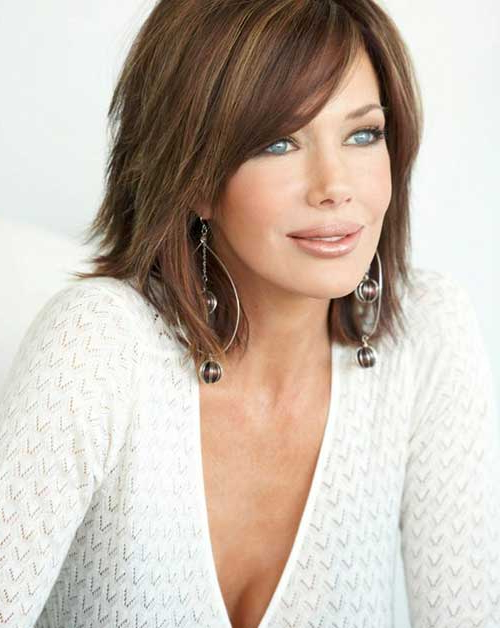 10 Best Bob Haircuts For Fine Hair | Bob Hairstyles 2018 – Short Regarding Layered Bob Haircuts For Fine Hair (View 14 of 25)