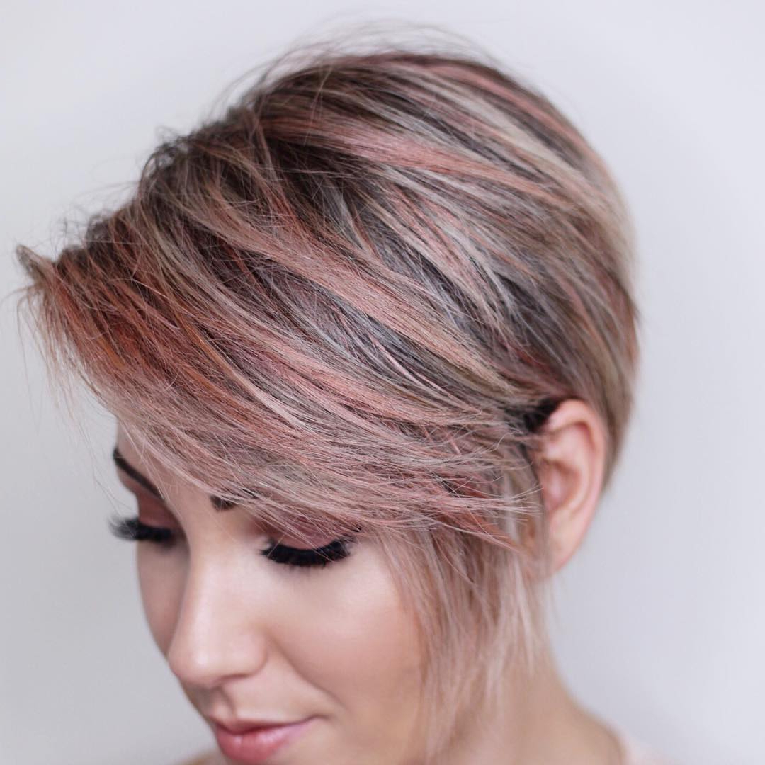 10 Best Bob Hairstyles For 2018 – Cute Short Bob Haircuts For Women In Nape Length Wavy Ash Brown Bob Hairstyles (View 20 of 25)