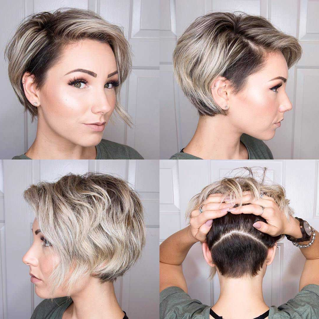 10 Best Short Hairstyles, Haircuts For 2018 That Look Good On Everyone With Regard To Short Hairstyles For Work (View 2 of 25)