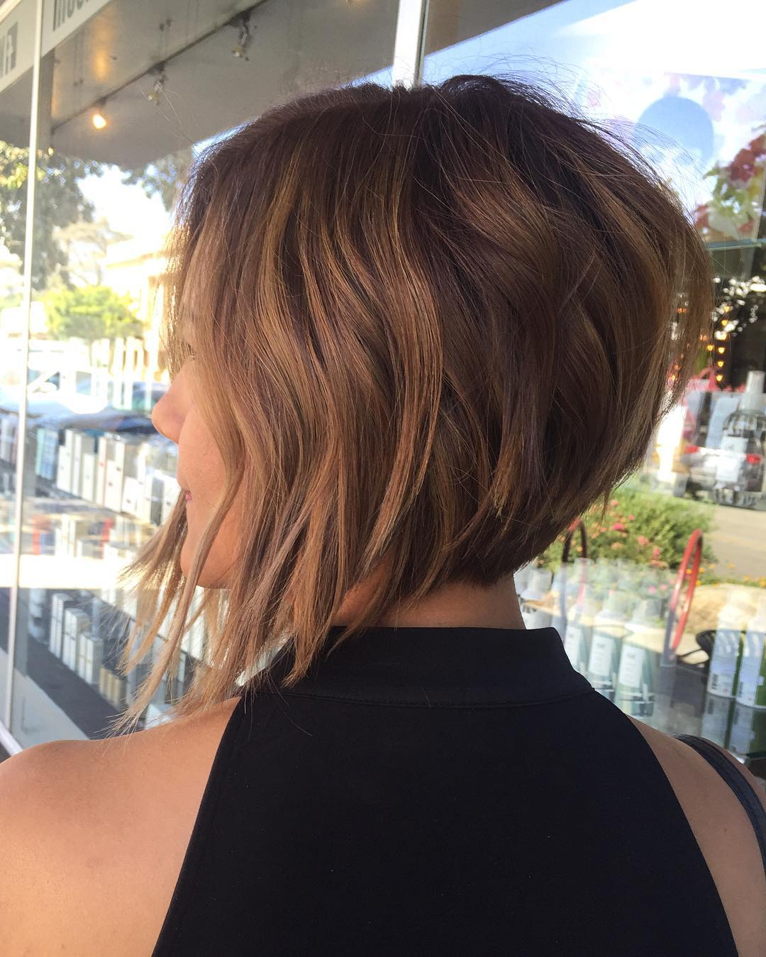 10 Best Short Straight Hairstyle Trends – Women Short Haircut Ideas 2018 With Easy Care Short Haircuts (View 2 of 25)