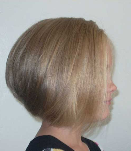 10 Bob Hairstyles For Fine Hair | Short Hairstyles 2017 – 2018 Intended For Layered Bob Haircuts For Fine Hair (View 2 of 25)