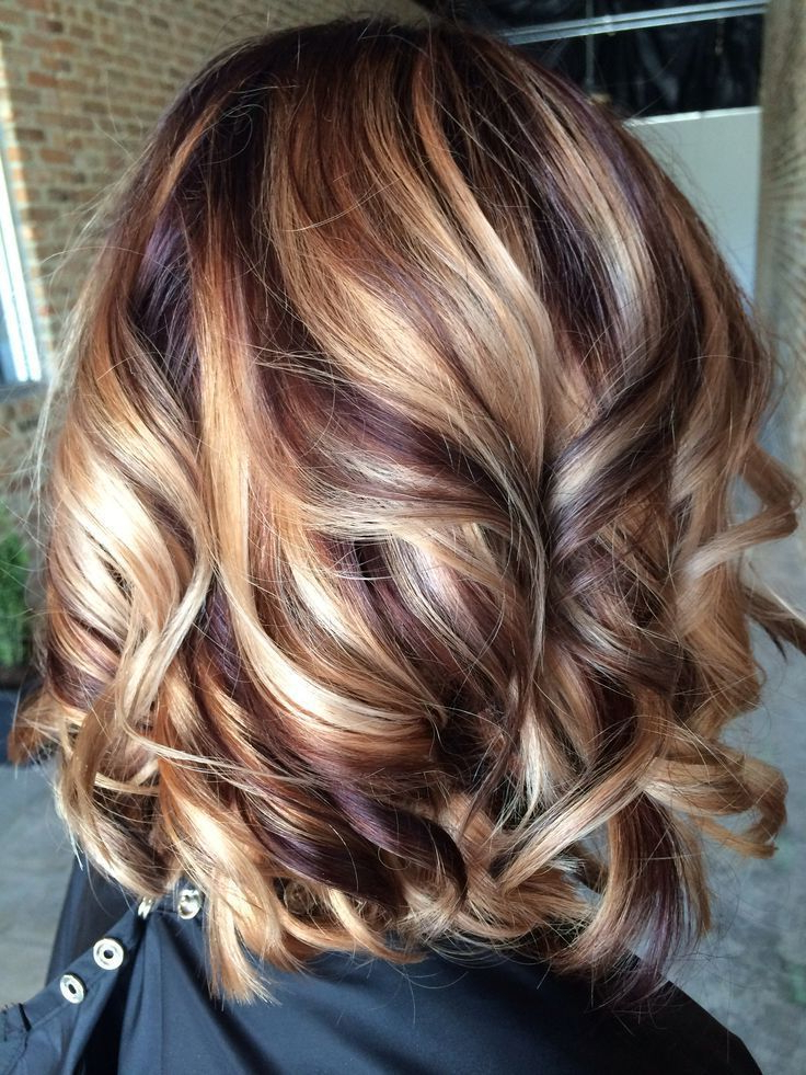 10 Bombshell Blonde Highlights On Brown Hair | Makeup, Nails, Hair Within Dirty Blonde Pixie Hairstyles With Bright Highlights (View 2 of 25)