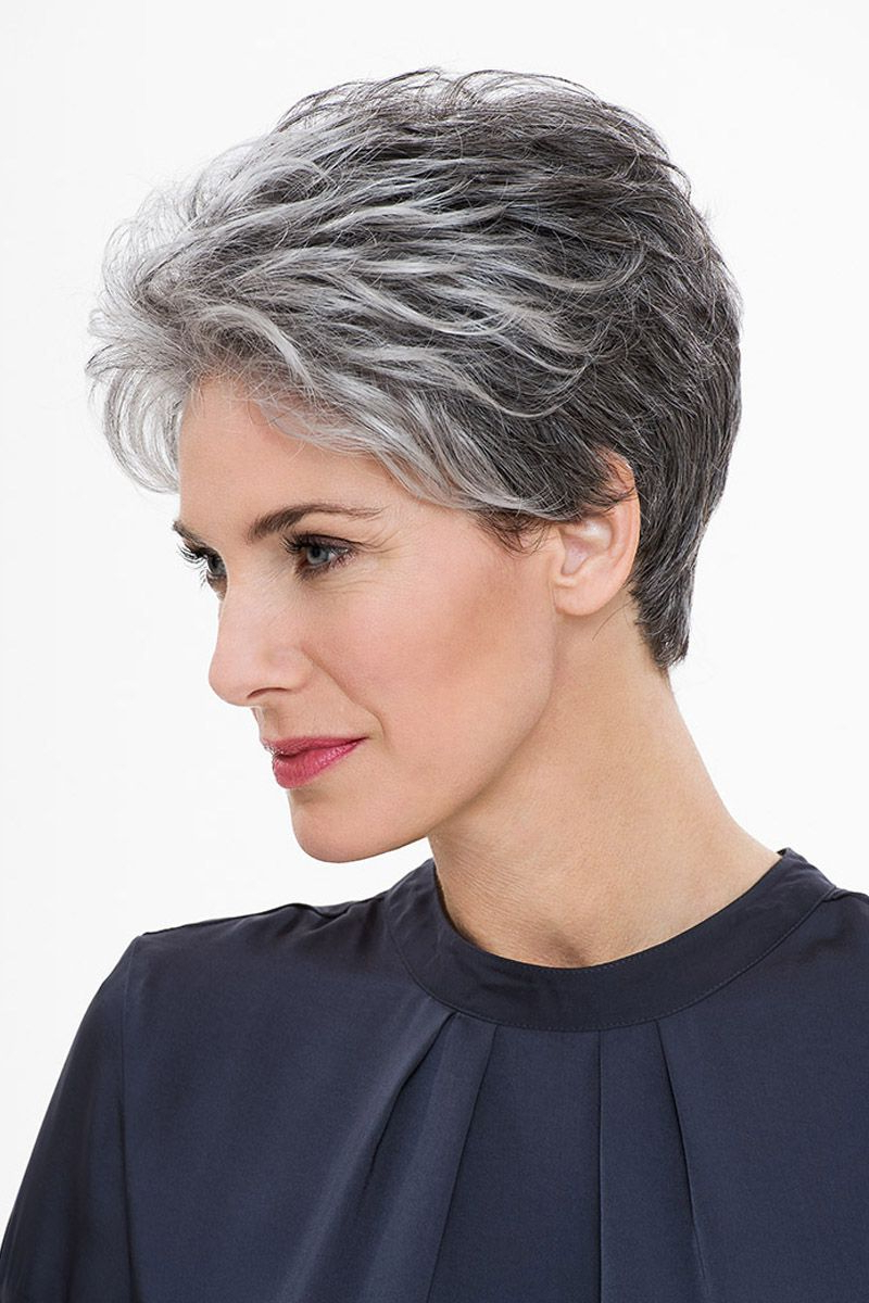 10 Classic Hairstyles That Are Always In Style | Womens Hairstyles With Short Haircuts For Salt And Pepper Hair (View 2 of 25)