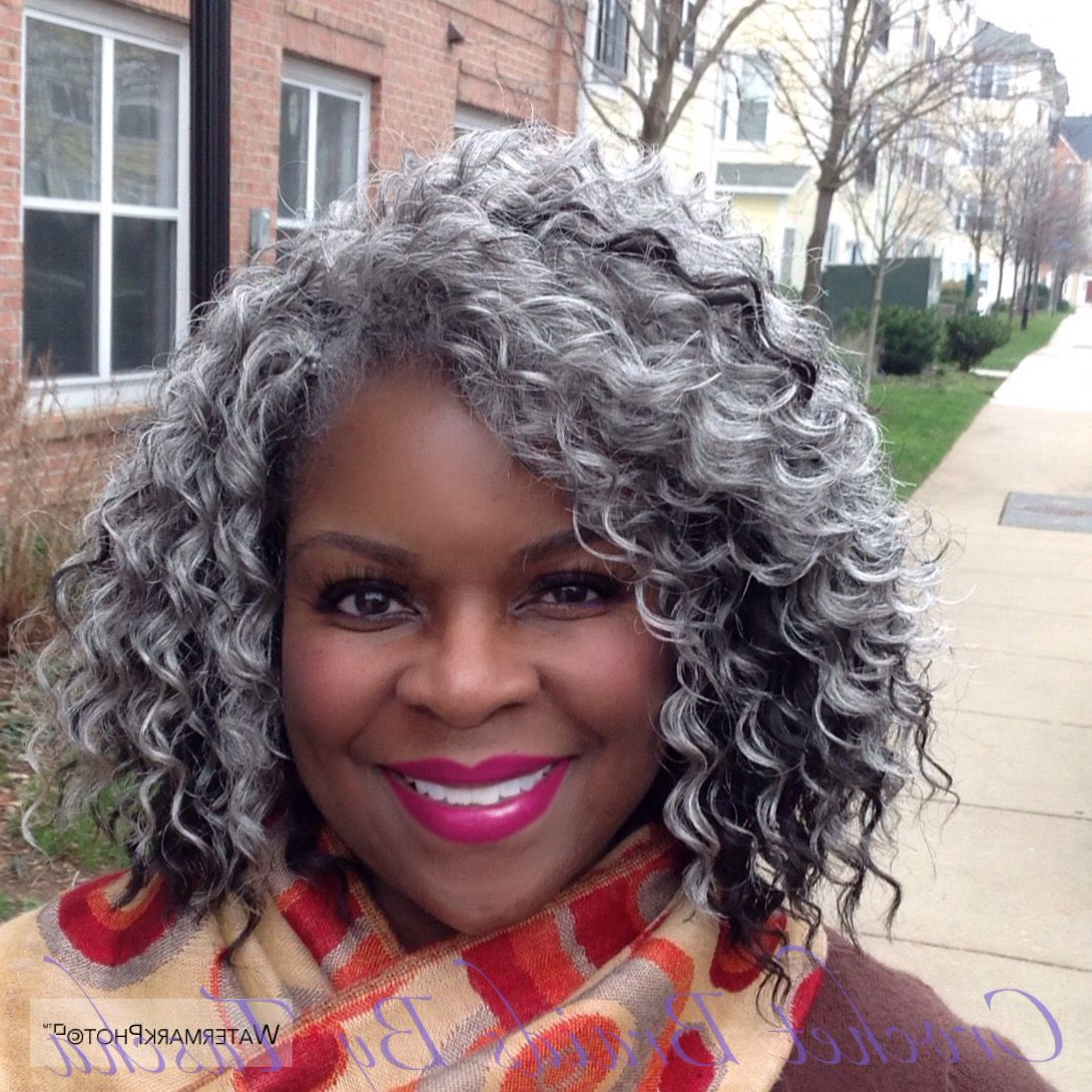 10 Classic Hairstyles Tutorials That Are Always In Style | Hair Inside Short Hairstyles For Black Women With Gray Hair (View 17 of 25)