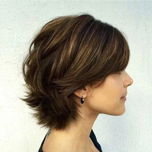10 Classy Short Hair And Hairstyles For Thick Hair – Beauty Tips With Short And Classy Haircuts For Thick Hair (View 5 of 25)