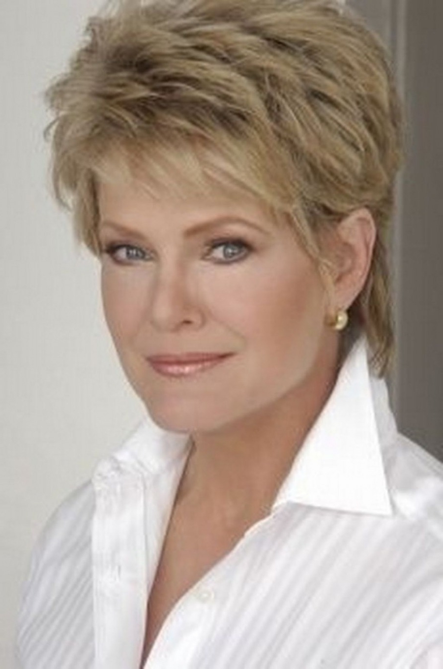10+ Coolest Short Haircuts Women Over 50 With Picture | Hairstyles Regarding Short Hairstyles For Ladies Over  (View 13 of 25)