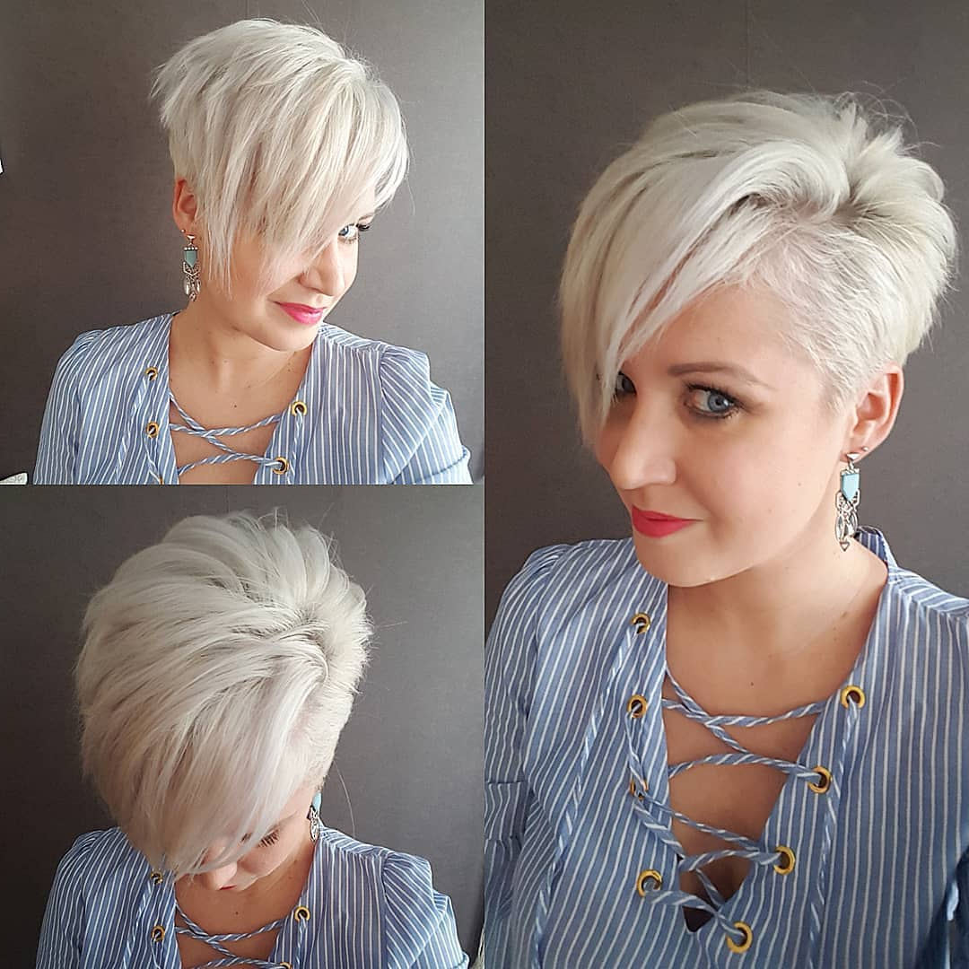 10 Cute Short Haircuts For Women Wanting A Smart New Image, 2018 Pertaining To Cute Shaggy Short Haircuts (View 1 of 25)