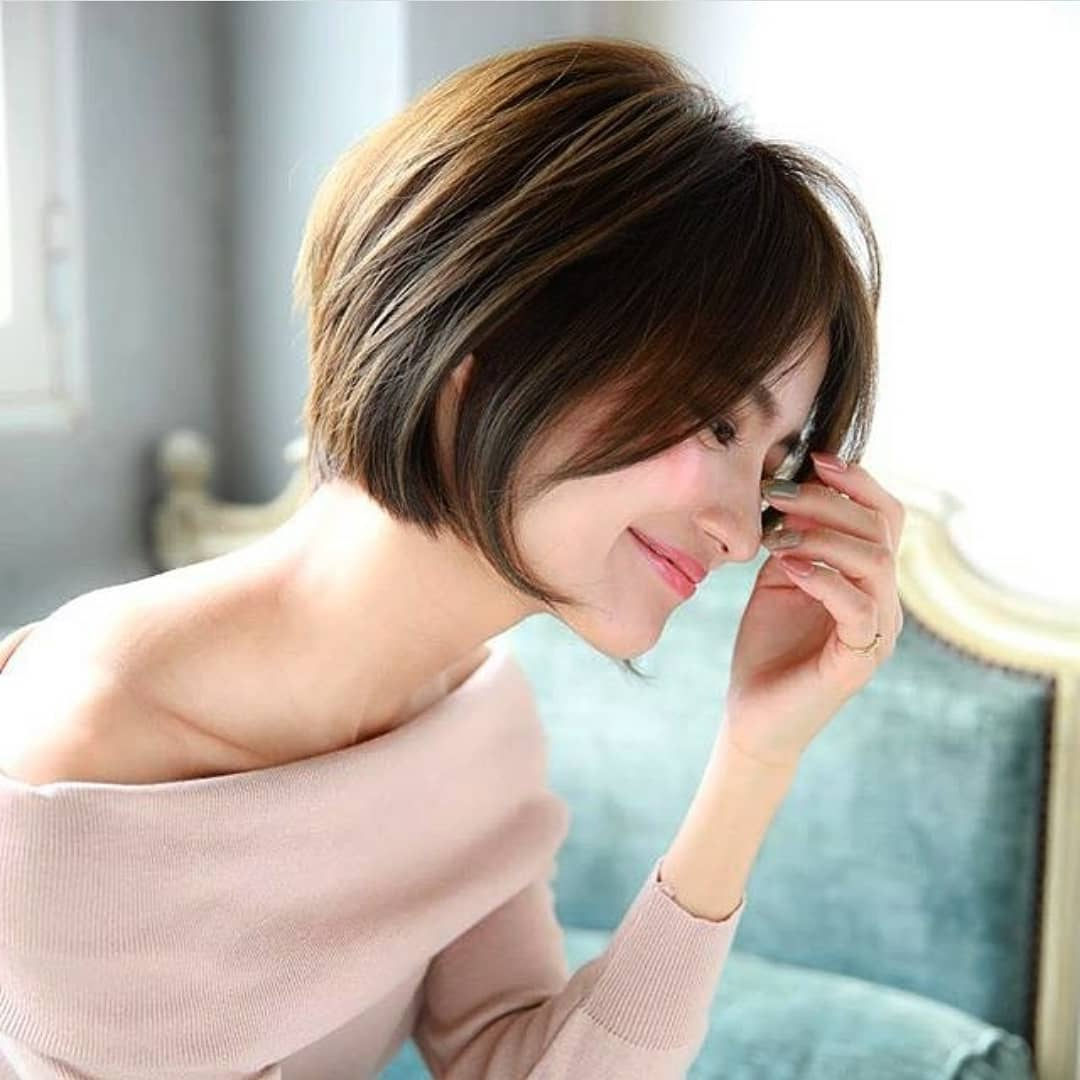Featured Photo of Short Hairstyles For Young Girls