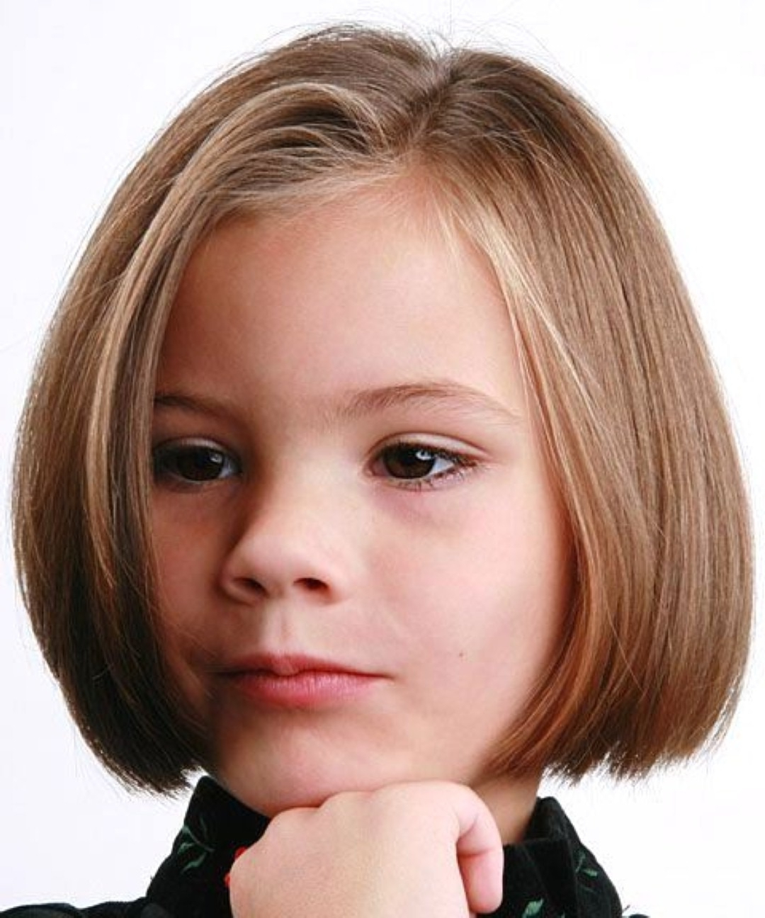 10 Different Cute Short Haircuts For Kids With Picture | Hairstyles Regarding Kids Short Haircuts With Bangs (View 4 of 25)