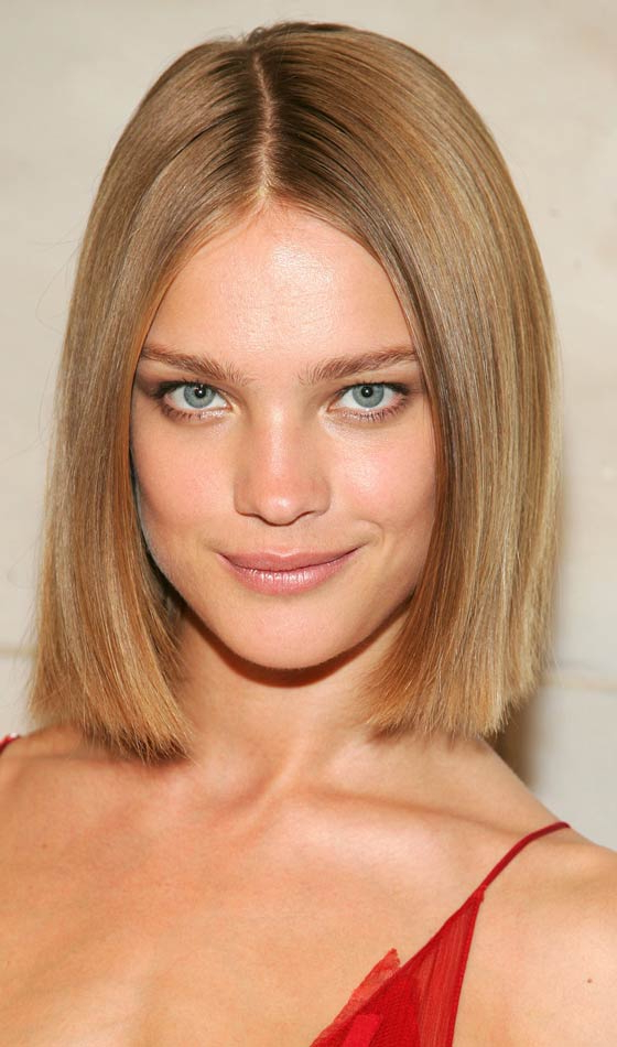 10 Different Hairstyles For Medium Length Hair With Sleek Blonde Bob Haircuts With Backcombed Crown (View 1 of 25)