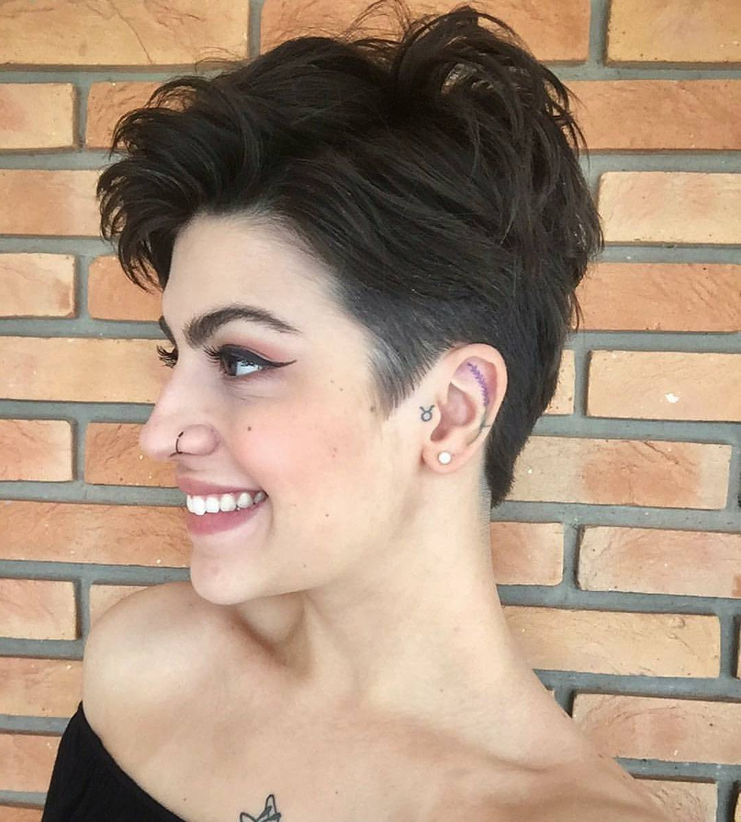 10 Edgy Pixie Haircuts For Women, 2018 Best Short Hairstyles In Sporty Short Haircuts (View 1 of 25)