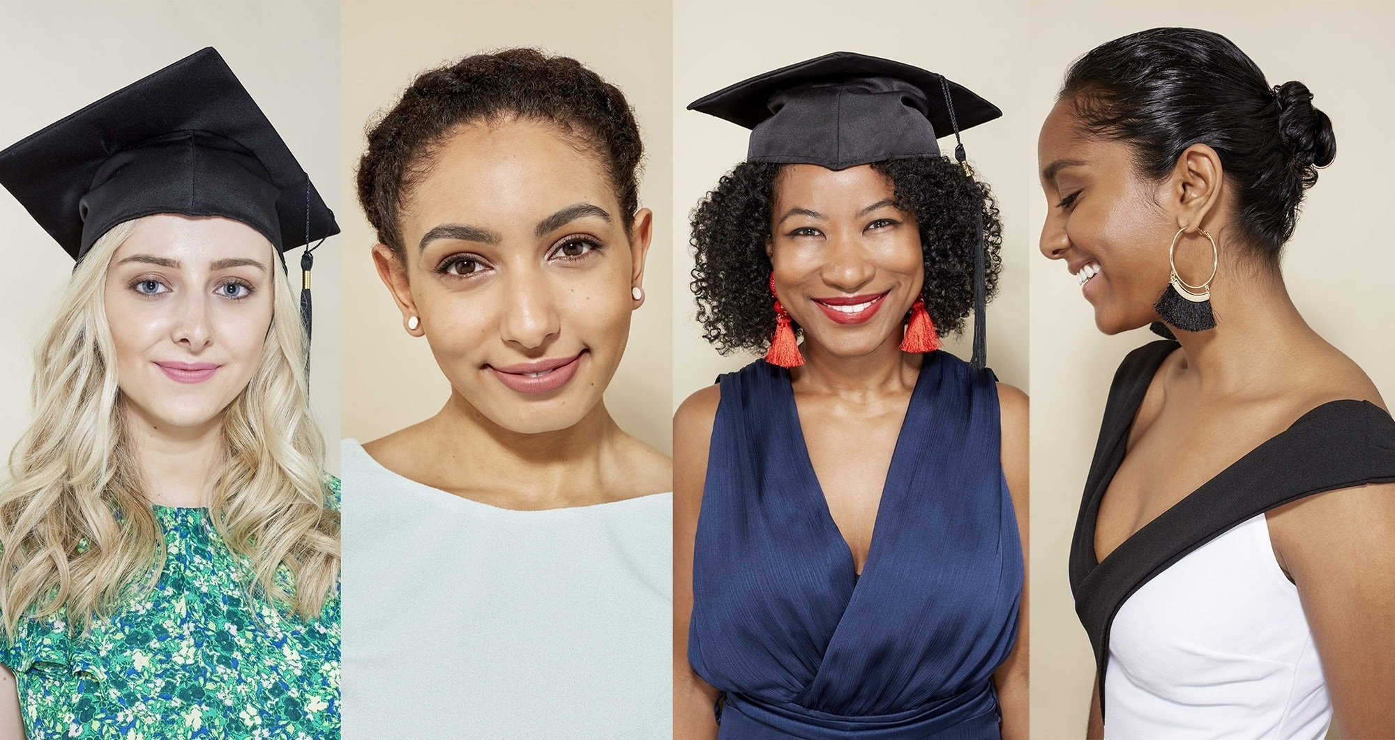 10 Graduation Hairstyles That'll Look Fabulous Under Your Cap For Graduation Cap Hairstyles For Short Hair (View 25 of 25)