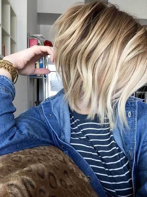 10 Inverted Bob Cuts To Try Out | Gorgeous Hair | Pinterest | Hair In Short Blonde Inverted Bob Haircuts (View 3 of 25)