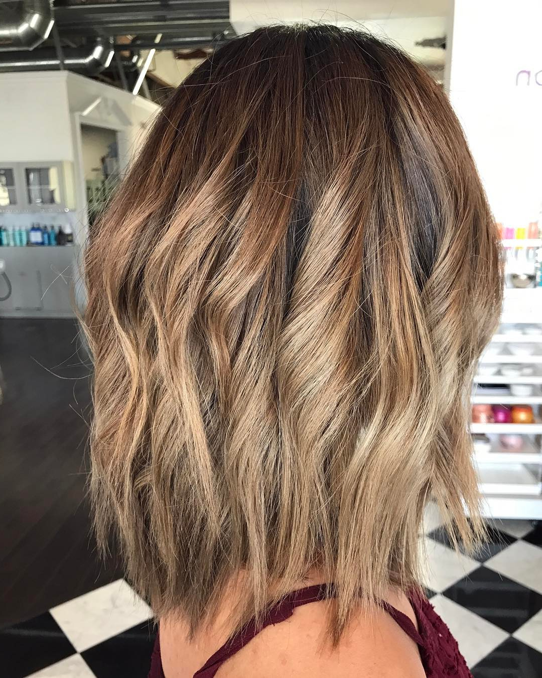 10 Layered Bob Hairstyles – Look Fab In New Blonde Shades! – Popular For Short Bob Hairstyles With Long Edgy Layers (View 3 of 25)