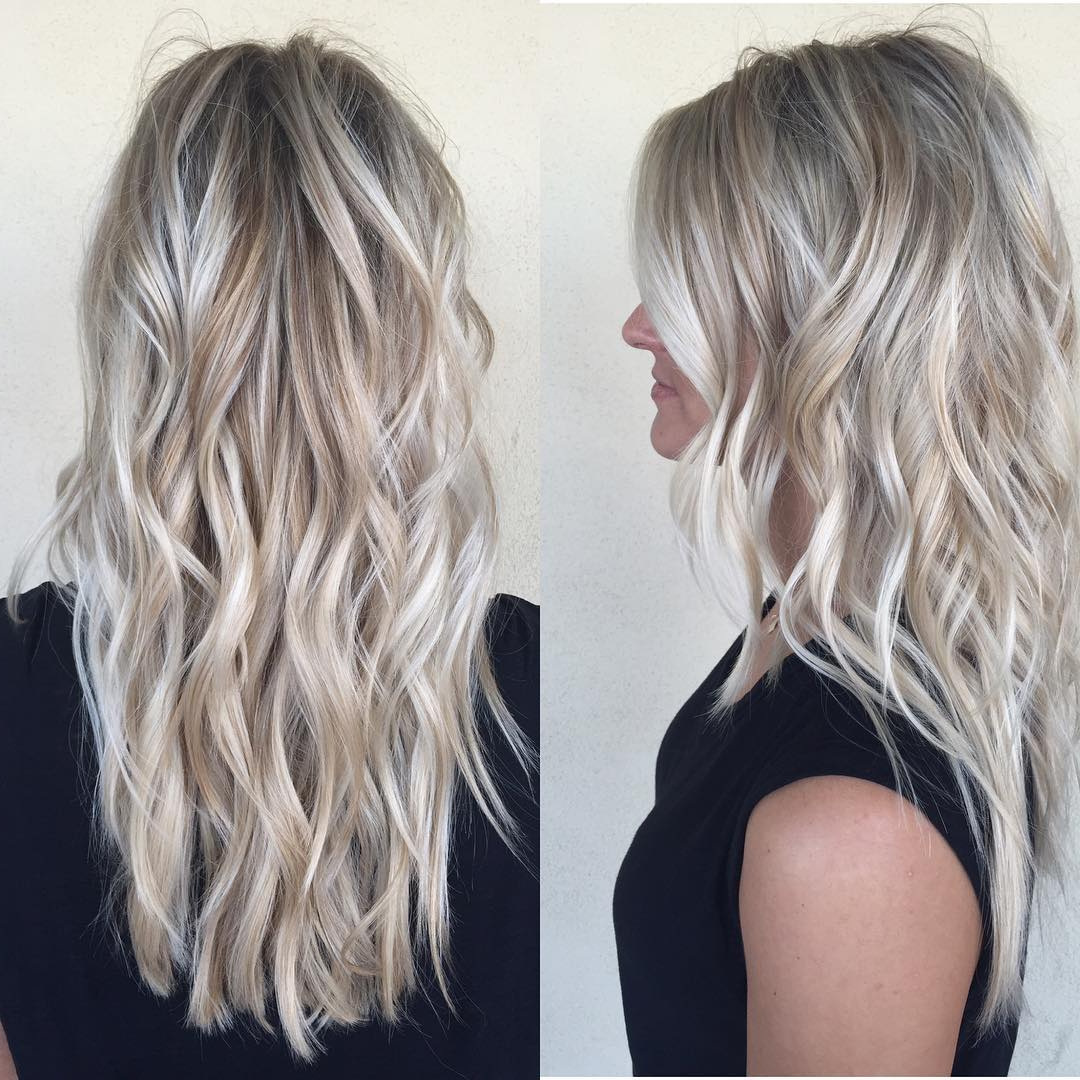 10 Layered Hairstyles & Cuts For Long Hair, Women Long Haircuts 2018 Within V Shaped Layered Short Haircuts (View 10 of 25)