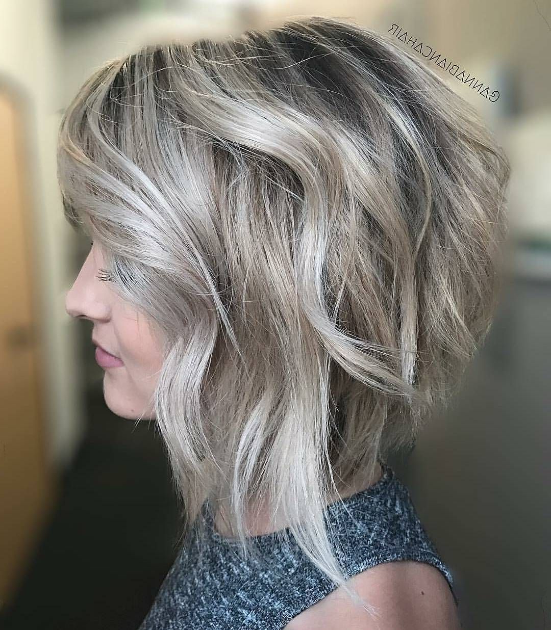 10 Messy Hairstyles For Short Hair – Quick Chic! Women Short Haircut Inside Chic Short Hair Cuts (View 5 of 25)