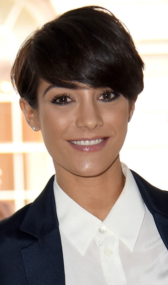 10 New Short Hairstyles To Inspire You Throughout Sweeping Pixie Hairstyles With Undercut (View 24 of 25)