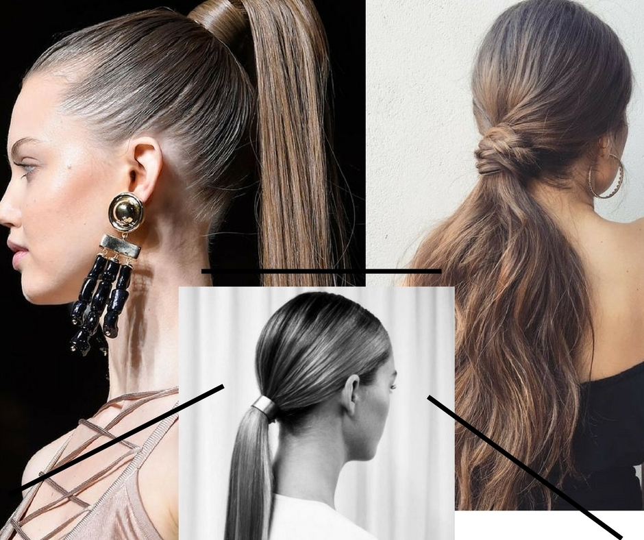 10 Ponytail Hairstyles For 2018:the Best Choice For Long Hair Pertaining To Long Classic Ponytail Hairstyles (View 3 of 25)