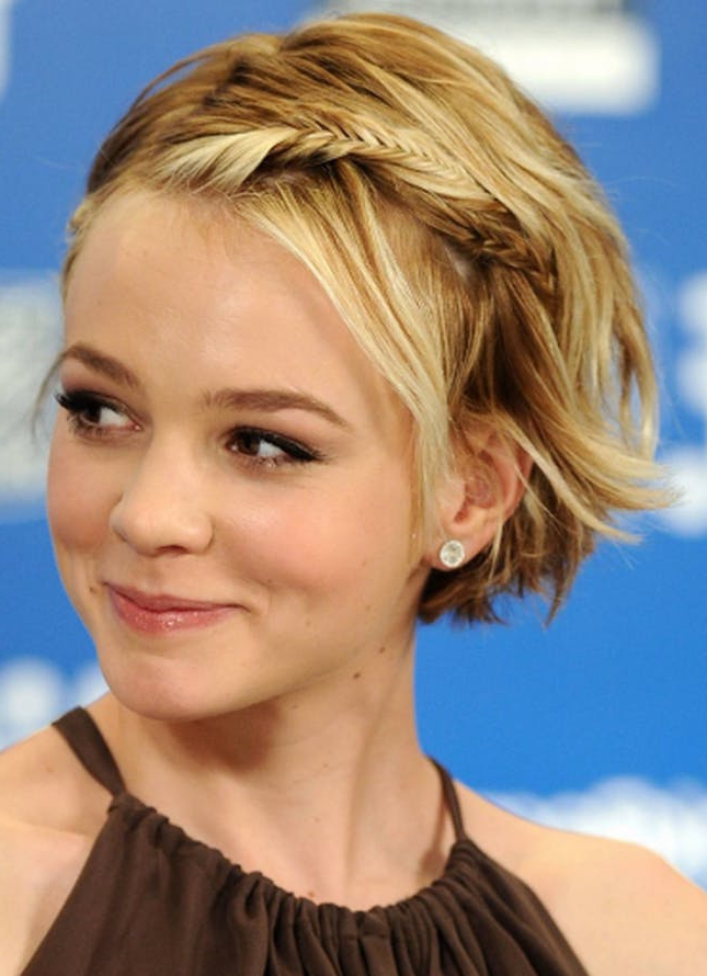10 Pretty Ways To Grow Out Your Pixie Cut | Brit + Co Throughout Stylish Grown Out Pixie Hairstyles (View 19 of 25)