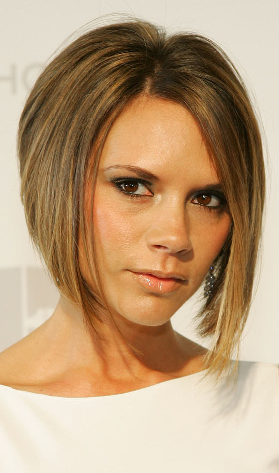 10 Sexy Victoria Beckham Bob Hairstyles   Viva La Vibes Throughout Perfectly Angled Caramel Bob Haircuts (View 20 of 25)