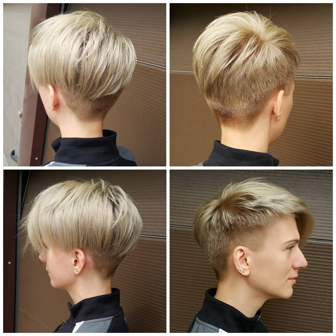 10 Short Edgy Haircuts For Women – Try A Shocking New Cut & Color In Sporty Short Haircuts (View 3 of 25)
