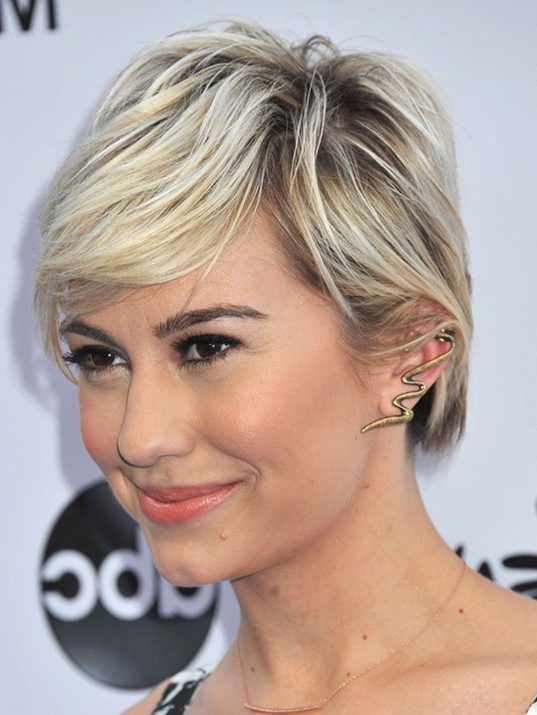 10 Short Layered Hairstyles For 2015: Easy Haircuts For Women Intended For Short Layered Hairstyles (View 1 of 25)