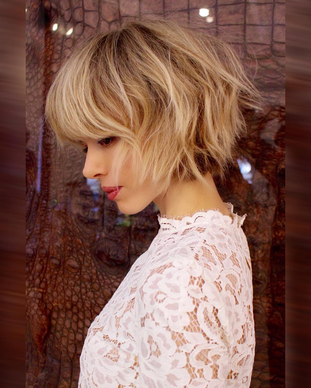 10 Short Shag Hairstyles For Women – 2018 Simple Haircuts For Short Hair With Regard To Feminine Short Haircuts (View 20 of 25)