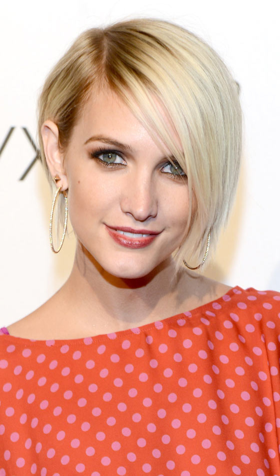 10 Stunning Feathered Bob Hairstyles To Inspire You With Short Tapered Bob Hairstyles With Long Bangs (View 24 of 25)