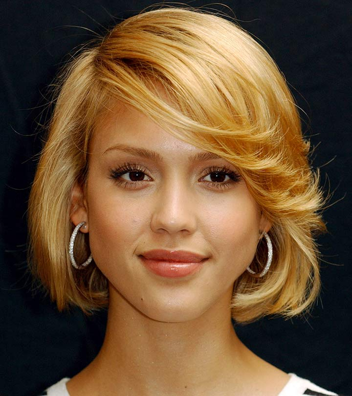 10 Stylish Bob Hairstyles For Oval Faces In Neat Short Rounded Bob Hairstyles For Straight Hair (View 9 of 25)